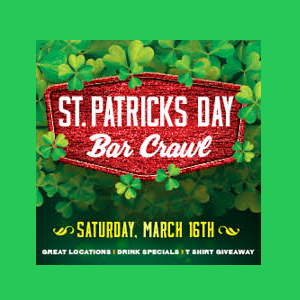 St. Patrick's Day Bar Crawl West Chester