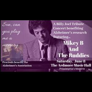 BILLY JOEL TRIBUTE CONCERT BENEFITING ALZHEIMER'S ...
