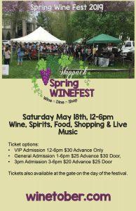 Skippack Spring Wine Fest