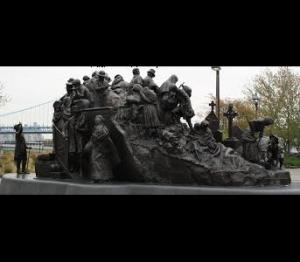 Visit the Irish Memorial