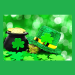 St. Patrick's Day Craft & Bingo Party