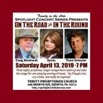 Thom Schuyler, Craig Bickhardt, Sylvia and John Mock in Concert