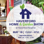 Preview Night Party - Haverford Home & Garden Show
