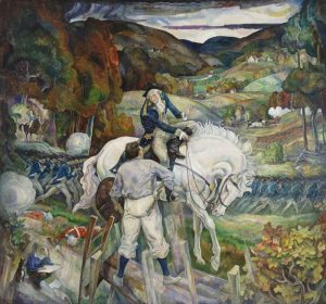 N.C. Wyeth's Dream by the Renegade Company
