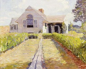 Setting Down Roots: N.C. Wyeth House and Studio