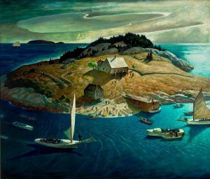 N.C. Wyeth: New Perspectives Exhibition