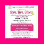 6th annual Love.Live.Give.