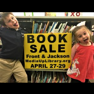 Huge Library Book Sale