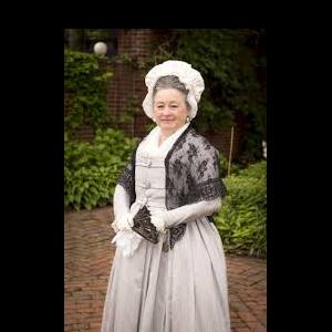 Mother's Day Tea with Martha Washington