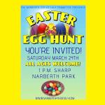 Narberth Egg Hunt