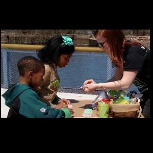 Be A Wetland Scientist! Bartram's Garden (56th S...