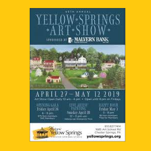 46th Annual Yellow Springs Art Show