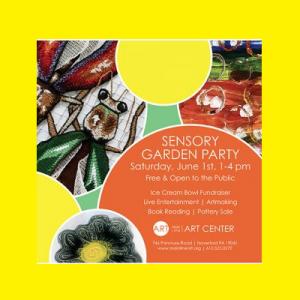 Sensory Garden Party 2019