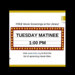 Ardmore Library Tuesday Matinee