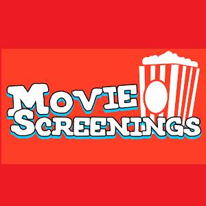 Saturday Cinema & Final Friday Movie Screening...