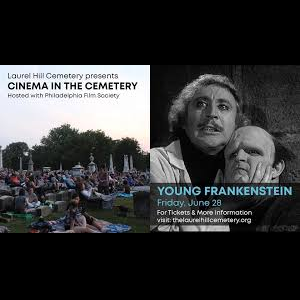 Cinema in the Cemetery: Young Frankenstein
