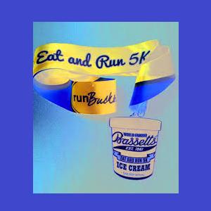 Bassett's Eat and Run 5K