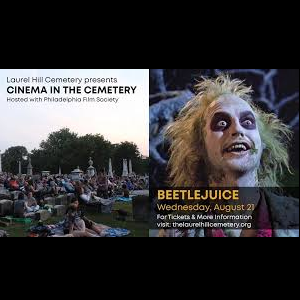 Cinema in the Cemetery: Beetlejuice