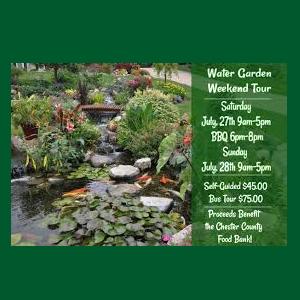 Brandywine Valley Water Garden Weekend Tour