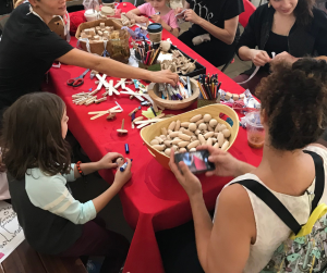 Family Craft Table