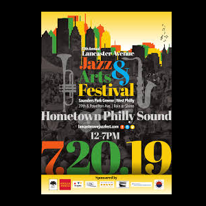 13th Annual Lancaster Ave Jazz and Arts Festival