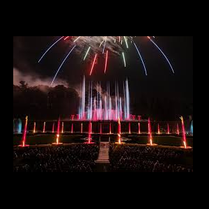 Longwood Gardens Fireworks and Fountains: Piano Men