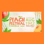 Peach Festival and Sidewalk Sale