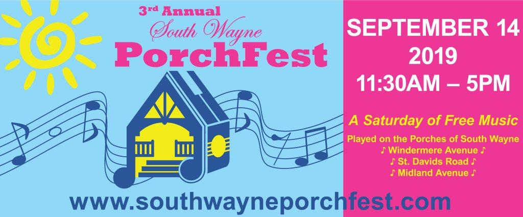 South Wayne PorchFest