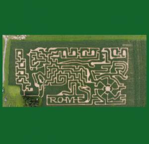 Hurricane Hill Farm Corn Maze