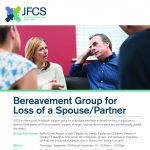 JFCS - Bereavement Group for Loss of Spouse/Partner