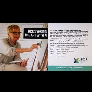 JFCS - Hands-On Art Making Workshops