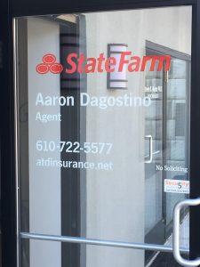 Aaron Dagostino State Farm Insurance