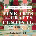 Community Arts Center's Fine Arts and Crafts Festival