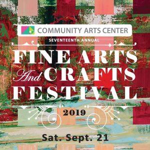 Community Arts Center's Fine Arts and Crafts Festi...