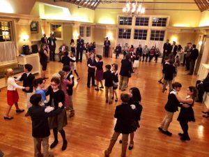 The Saturday Club Kids Cotillion Classes