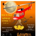 Haunted Helicopters