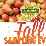 Fall Sampling Event