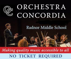 Orchestra Concordia Free Community Concert Featuri...