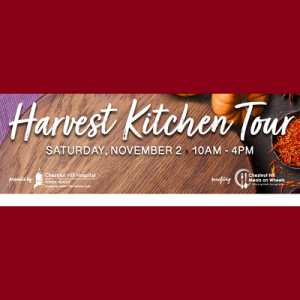Harvest Kitchen Tour