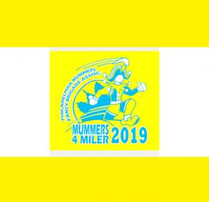 Mummers 4 Mile Run & 1 Mile Walk
