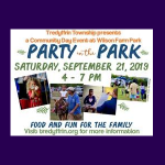 Party in the Park - Tredyffrin Township Community Day