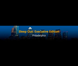 Sleep Out: Executive Edition in Philadelphia - 2019