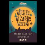 Witches & Wizards Festival Weekend