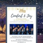 'Comfort & Joy' A Holiday Show By Valley Forge Chorus