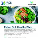 JFCS - Eating Out: Healthy Style