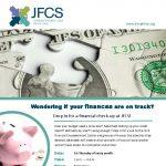 JFCS - Financial Check-ups