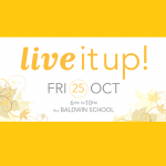 7th Annual Live It Up! Charity Gala in Bryn Mawr