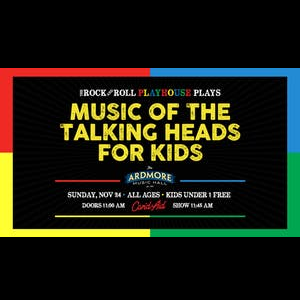 Music of the Talking Heads for Kids