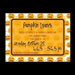 Candy Pumpkin Launch
