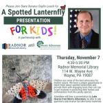 Lanternflies Beware! A Spotted Lanternfly Presentation for Kids